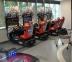 Аттракцион для детских развлекательных игровых центров. Монетный детский гоночный игровой автомат для игрового зала. Симулятор вождения. 2