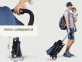 Детская компактная коляска Yoga Y-1 (для путешествий)  2