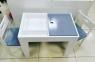 Деревянный стол из фанеры 0