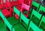 Деревянные стульчики для детского сада  2