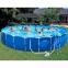 Каркасный бассейн Intex Metal Frame 732х132см 5