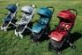 Детская прогулочная коляска Benebaby D-200 5