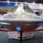 Товар под заказ. Аттракцион для детских развлекательных игровых центров и парков. Летающая тарелка 9DVR кинотеатр.  3
