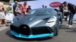Машинка Bugatti Divo 0