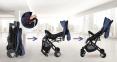 Детская компактная коляска Yoga Y-1 (для путешествий)  8