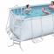 Каркасный прямоугольный бассейн Bestway 412х201х122 см 2