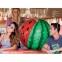 Большой надувной мяч Арбуз 107 см 1