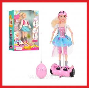 Кукла Kaibibi на гироскутере (радиоуправляемая)