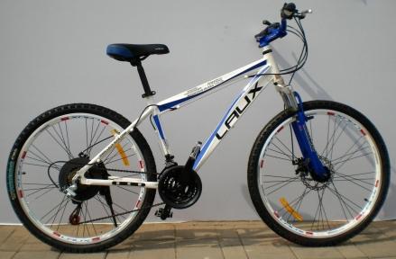 Горный велосипед LAUX Рекс новая концепция
