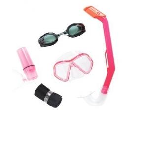 Набор для плавания Lil' Barracuda (маска, очки, трубка)  в ассортименте, от 3 лет