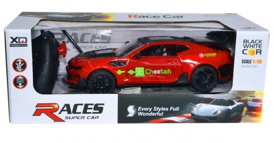 Машинка на п\у RACES SUPER CAR