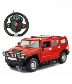 Машинка на пульте управления Hummer H2