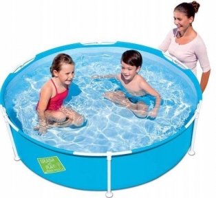 Детский каркасный бассейн 152х38 см, 580л