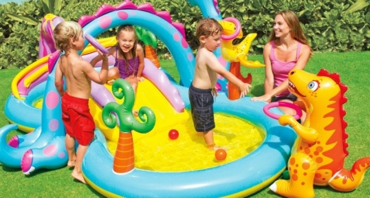 Игровой бассейн-центр Intex