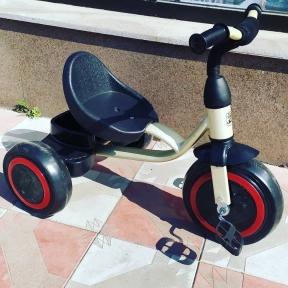 Детский трехколесный велосипед Барс