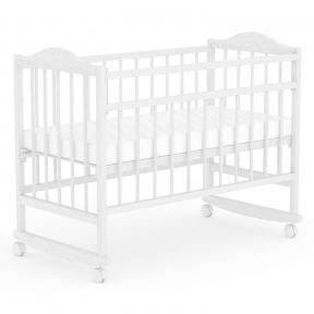 Кровать детская Фея 204 Белый