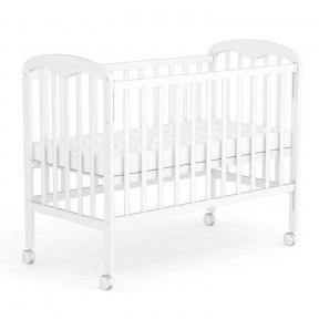 Кровать Фея  белый 323