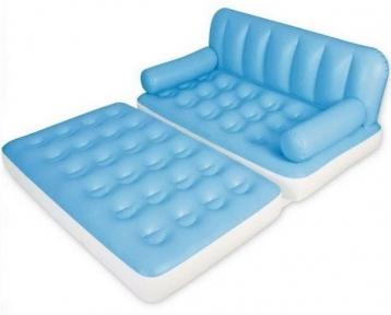 Надувной диван-трансформер Double 5-in-1 188х152х64 см без насоса