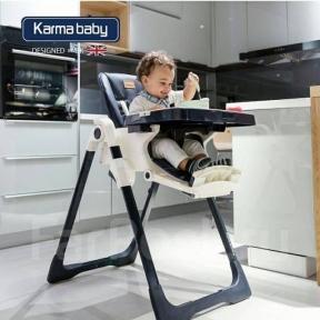 Стульчик для кормления Karma baby premium