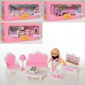 Кукла набор Аниме с комнатой