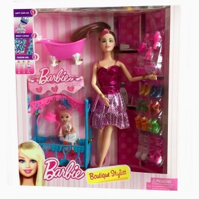 Кукла  Barbie Boutique stylist
