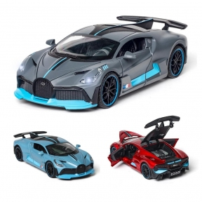 Машинка Bugatti Divo