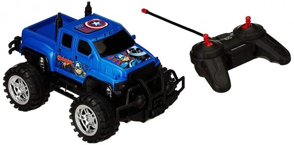 Машинка на п/у Model Car Avengers
