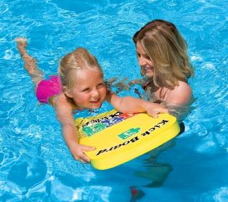 Intex Детская доска для плавания  45*30 см