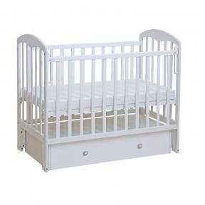 Кровать Фея 328 белый