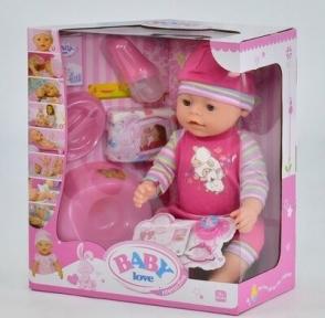 Кукла функциональная Baby