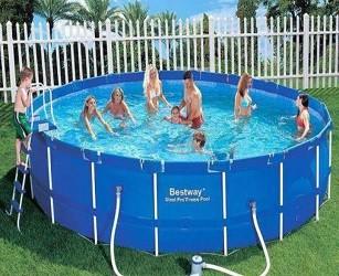 Каркасный бассейн Bestway, 549х122 см