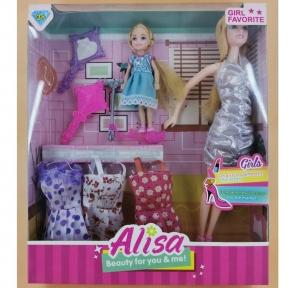 Кукла Семья Alisa