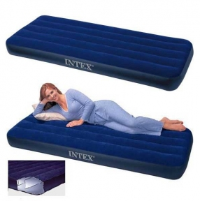 Матрас надувной Classic Downy Jr. Twin INTEX 76x191x22 см