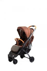 Прогулочная коляска YOYA A9-PRO4 (коричневый)