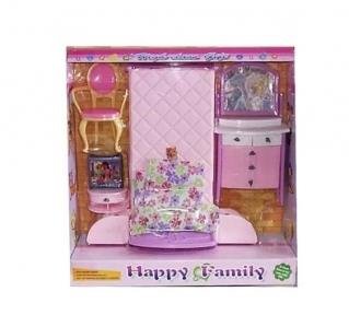 Мебель для куклы Happy Family 938