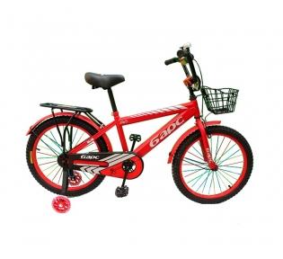 Подростковый велосипед BARS 20″- красный
