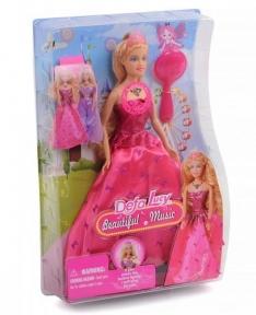 Кукла музыкальная Defa Lucy 8265