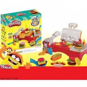 Игрушка Play-Doh  Набор для приготовления фаст фуда