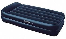 BW Надувная кровать Premium Air Bed with Sidewinder 191х97х46 см, +электронасос