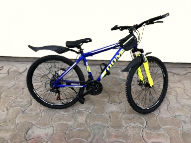 Горный подростковый велосипед Zoom 24'