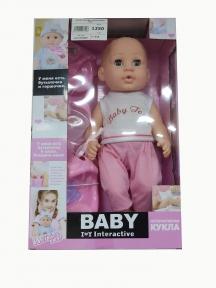 Кукла интерактивная Baby Toby