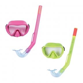 Набор для плавания Essential Lil' Glider (маска, трубка) в ассортименте, от 3 лет