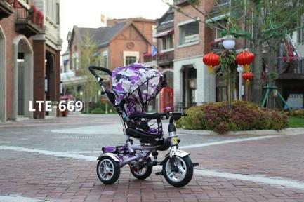 Детский трехколесный велосипед LTE-669