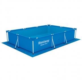 Подстилка для прямоугольных бассейнов, 338 х 239 см Bestway