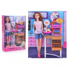 Кукла ветврач Zoo doctor 181