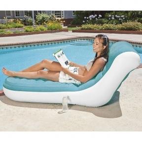 Надувное кресло-шезлонг Splash Lounge, 84*170*81 см