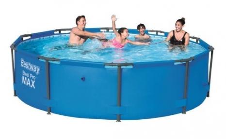 Каркасный бассейн Bestway 305х76 см, 4678л