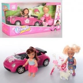 Кукла набор Friends K899-75