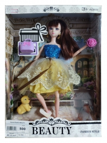 Кукла Барби BEAUTY