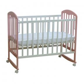 Кровать Фея 323 белый-магнолия